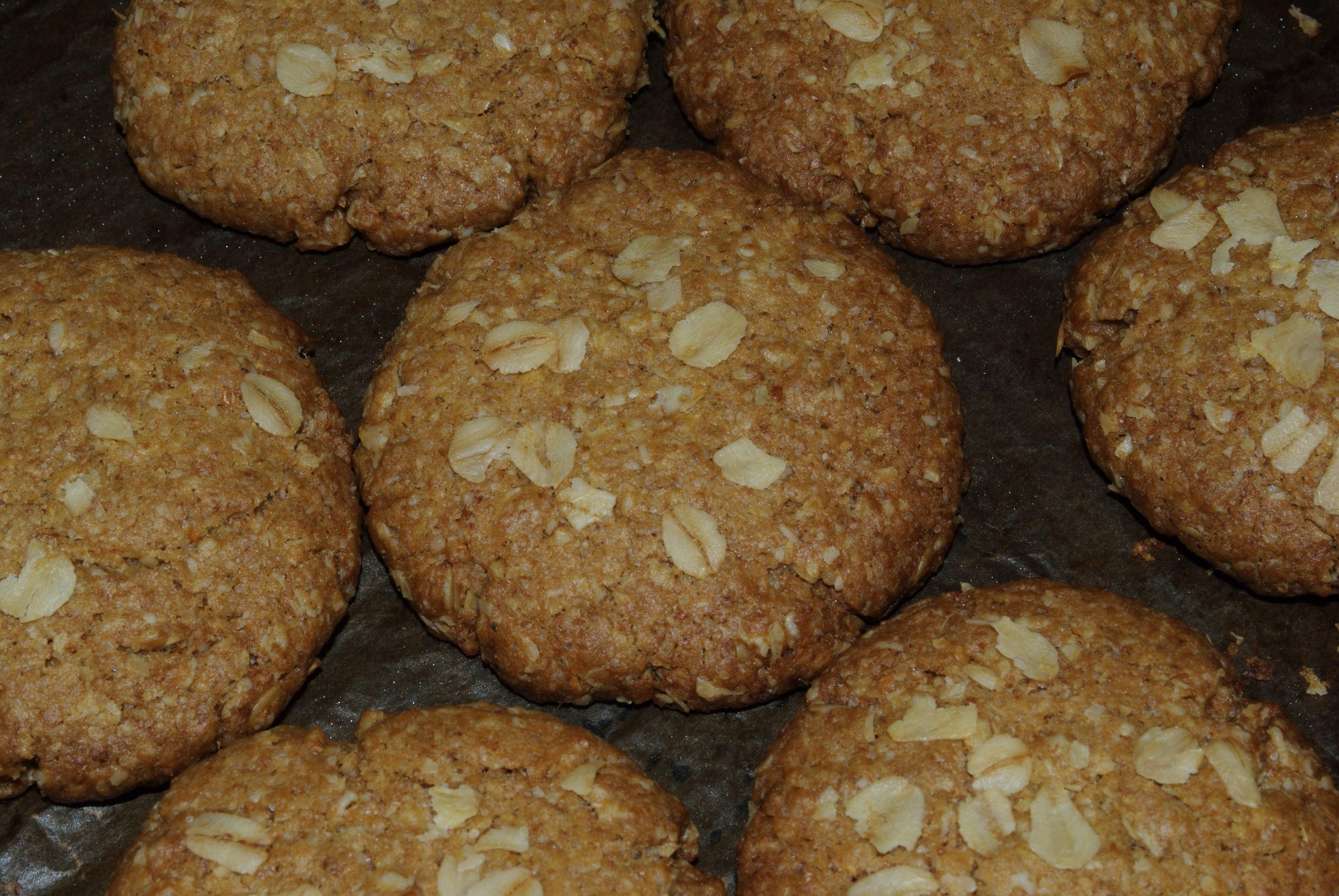 Рецепт овсяных печений в домашних условиях пошагово 320