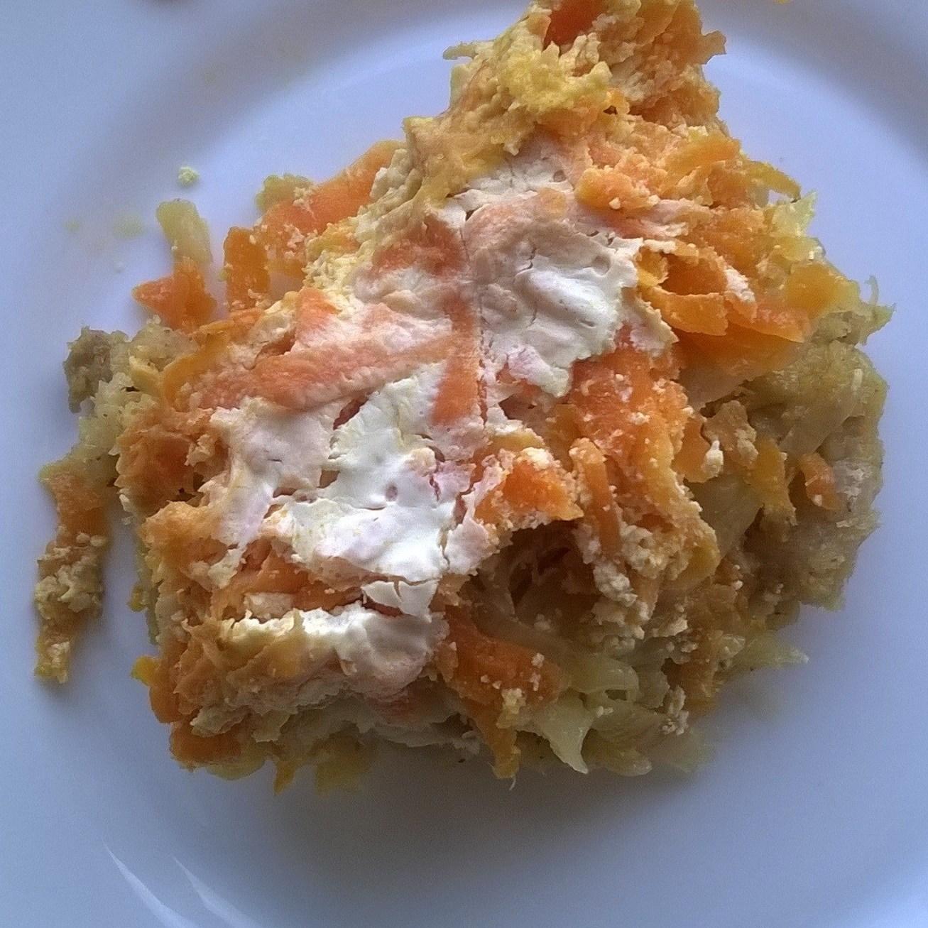 Салат из минтая рецепты