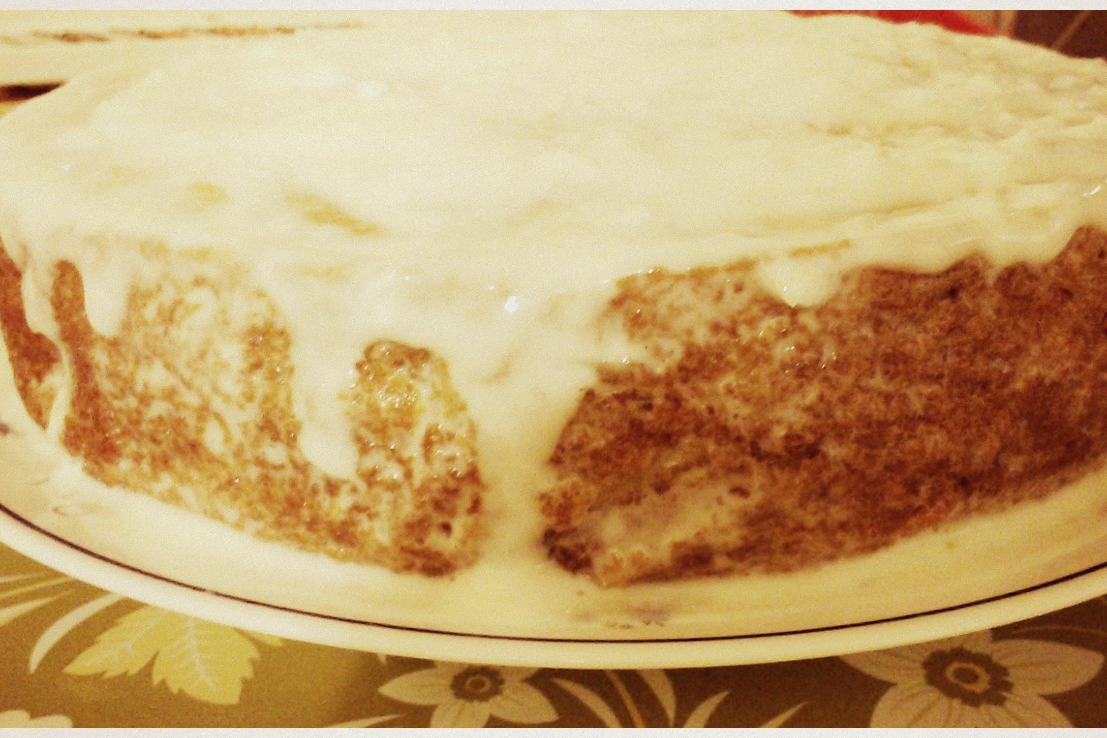 Манник на кефире пошаговый рецепт с с молоком