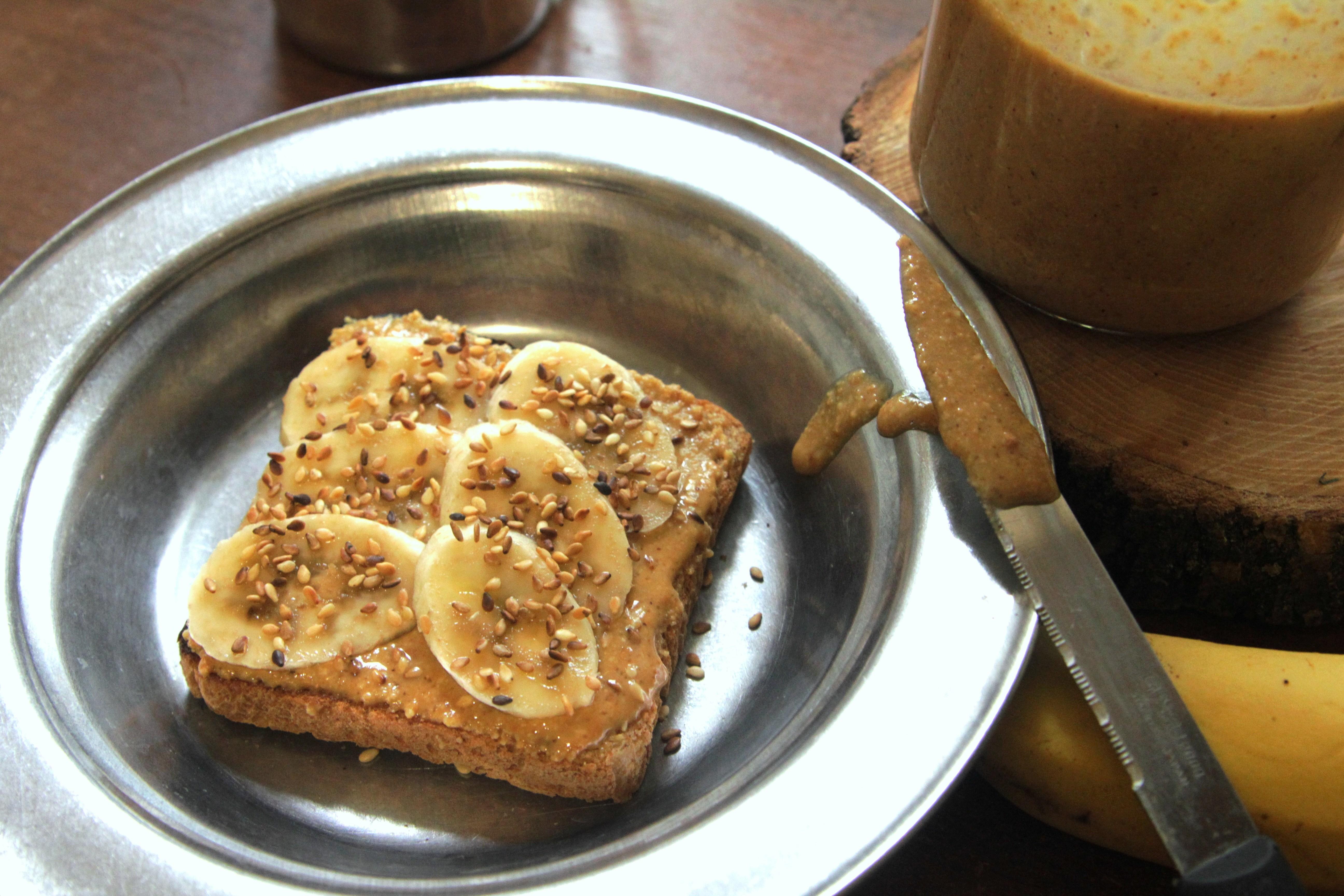 Как сделать нутеллу с арахисом
