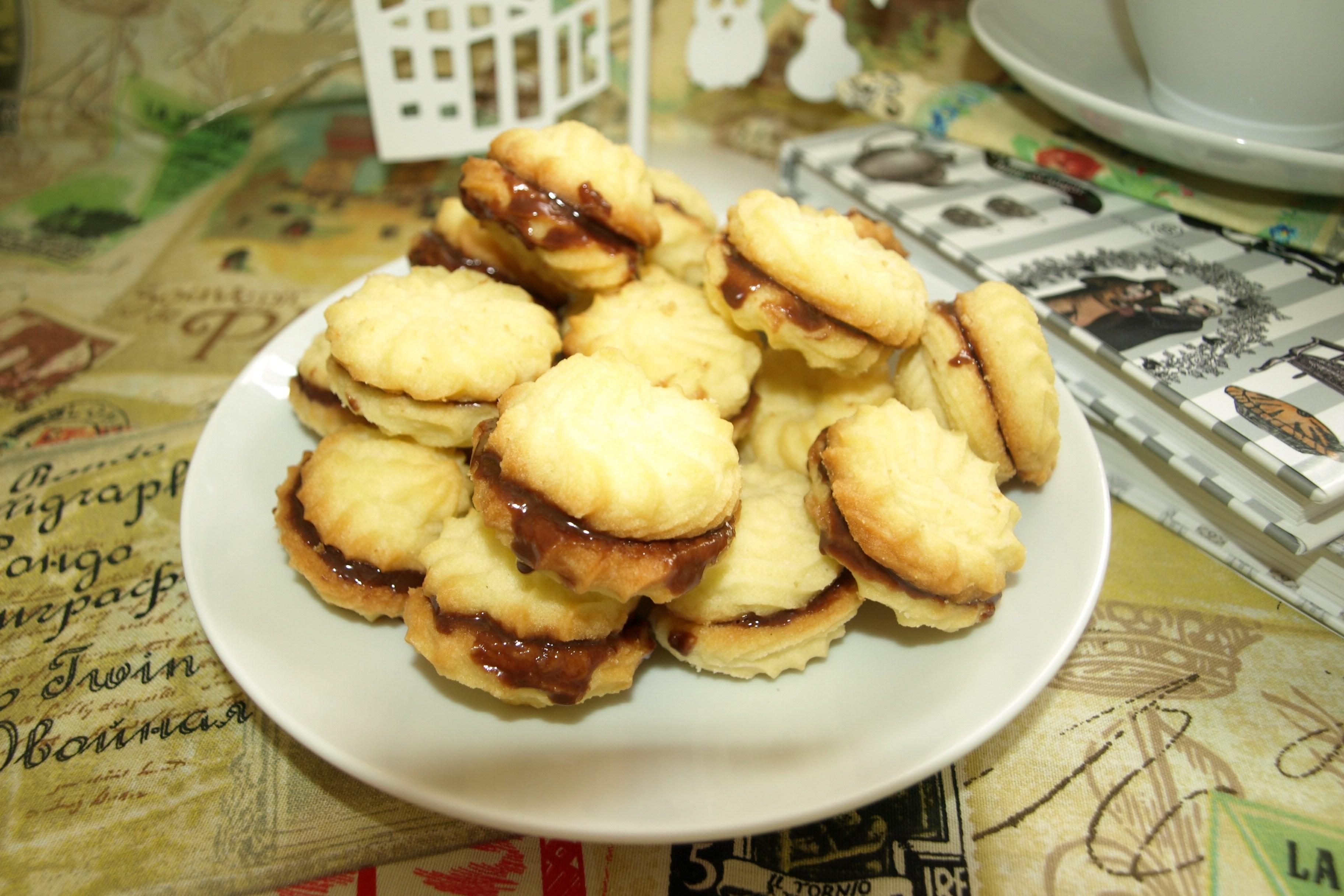 Печенье венское рецепты пошагово