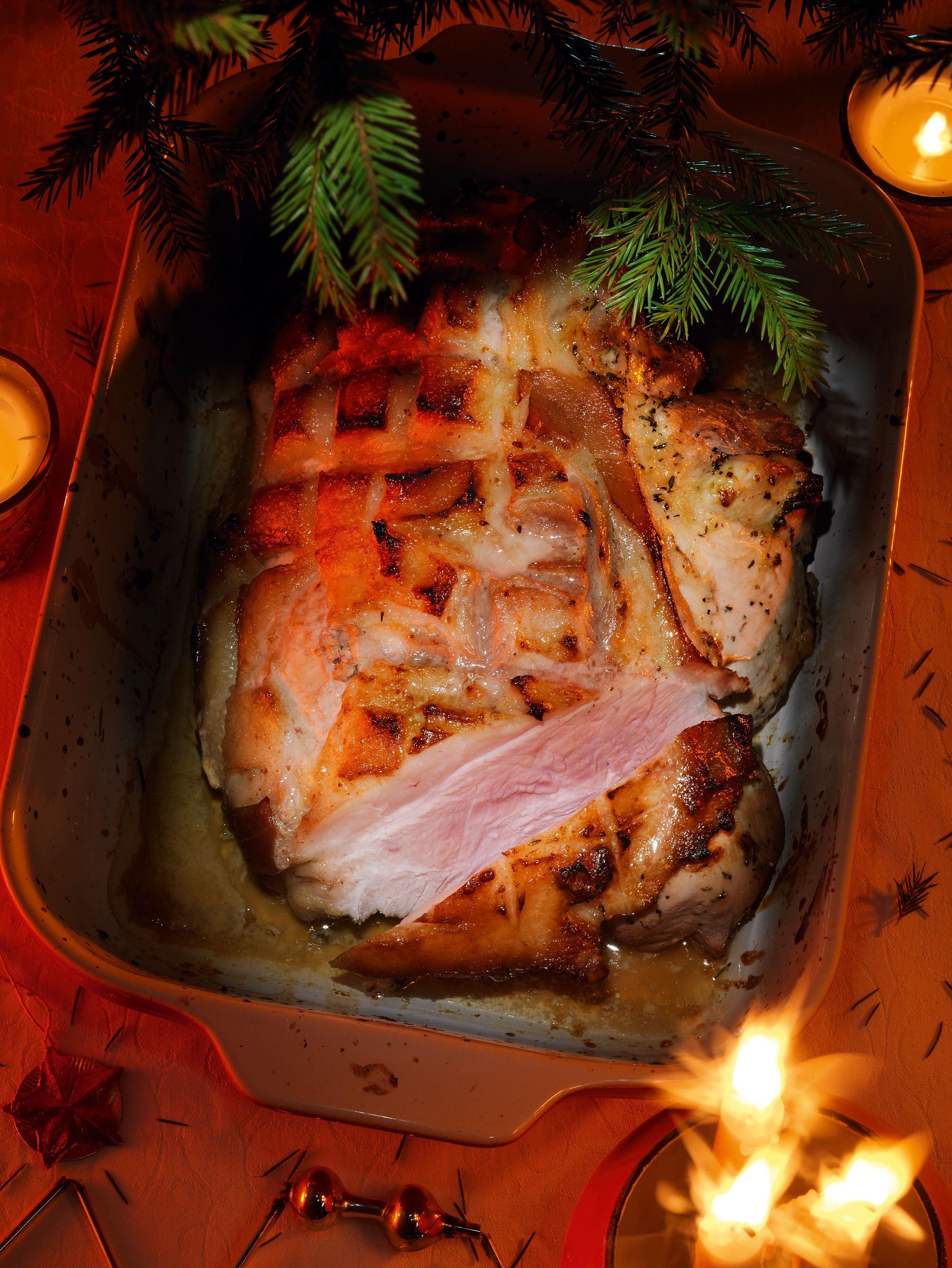Свинина рецепты с на новый год