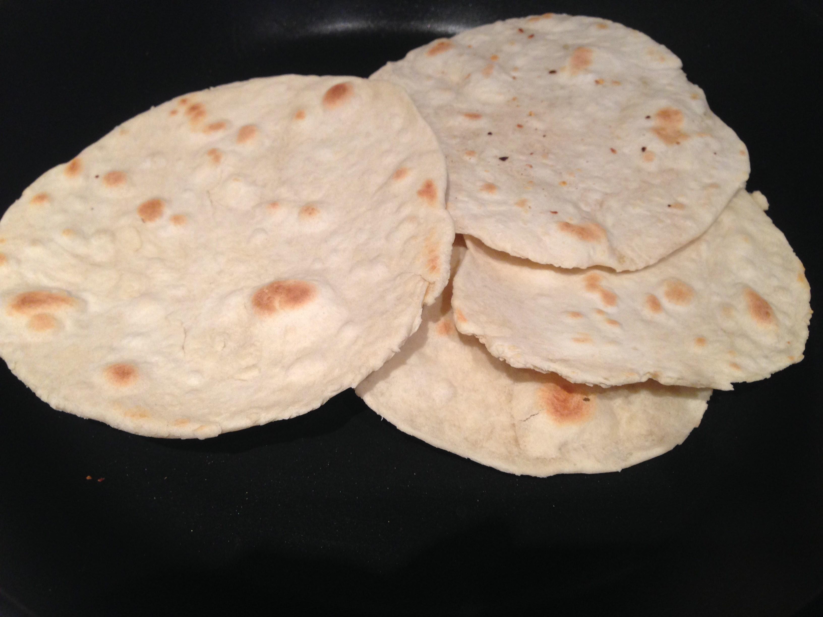 пшеничные лепешки рецепт