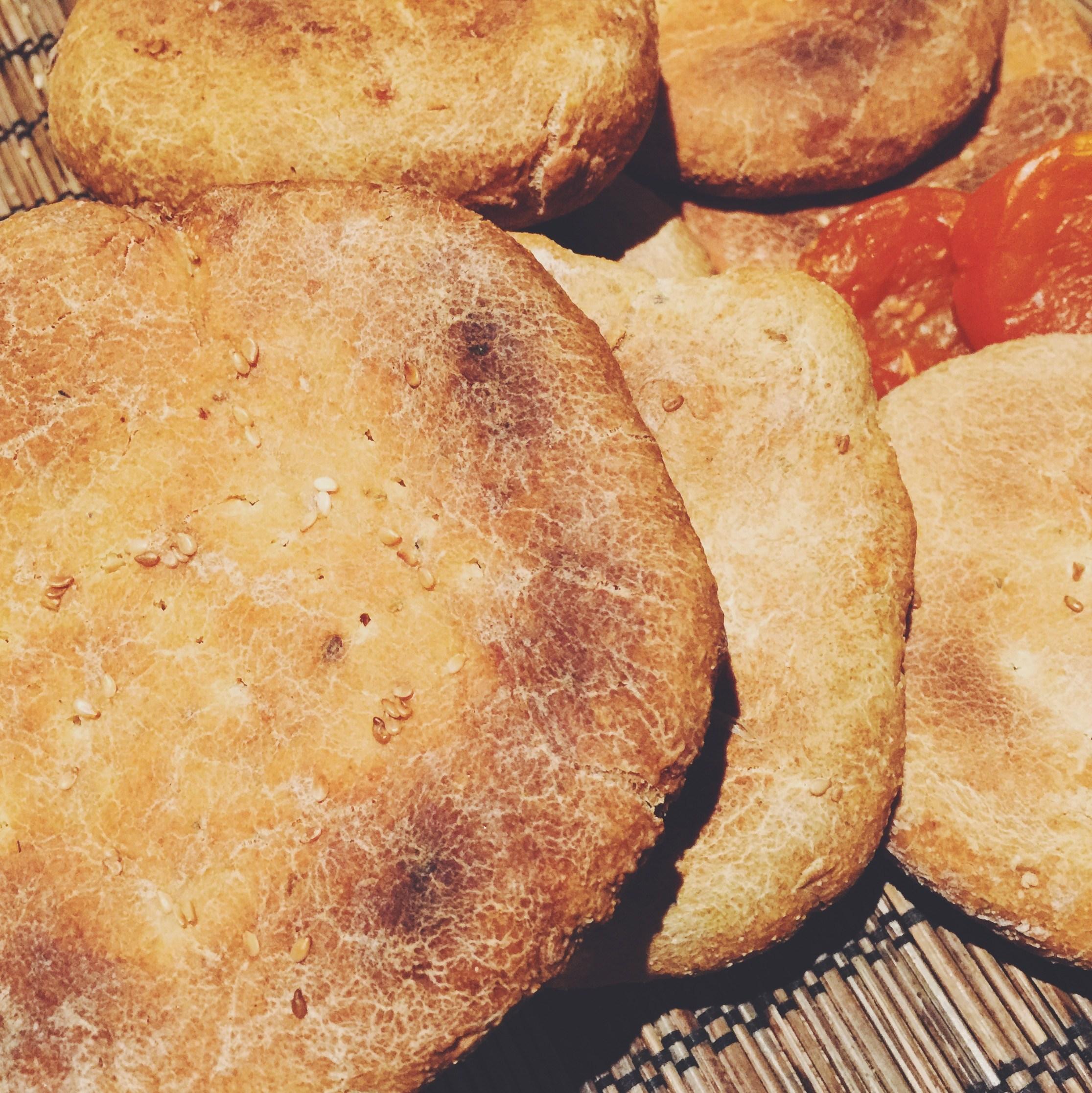 Ржаные лепёшки на сковороде рецепт пошагово