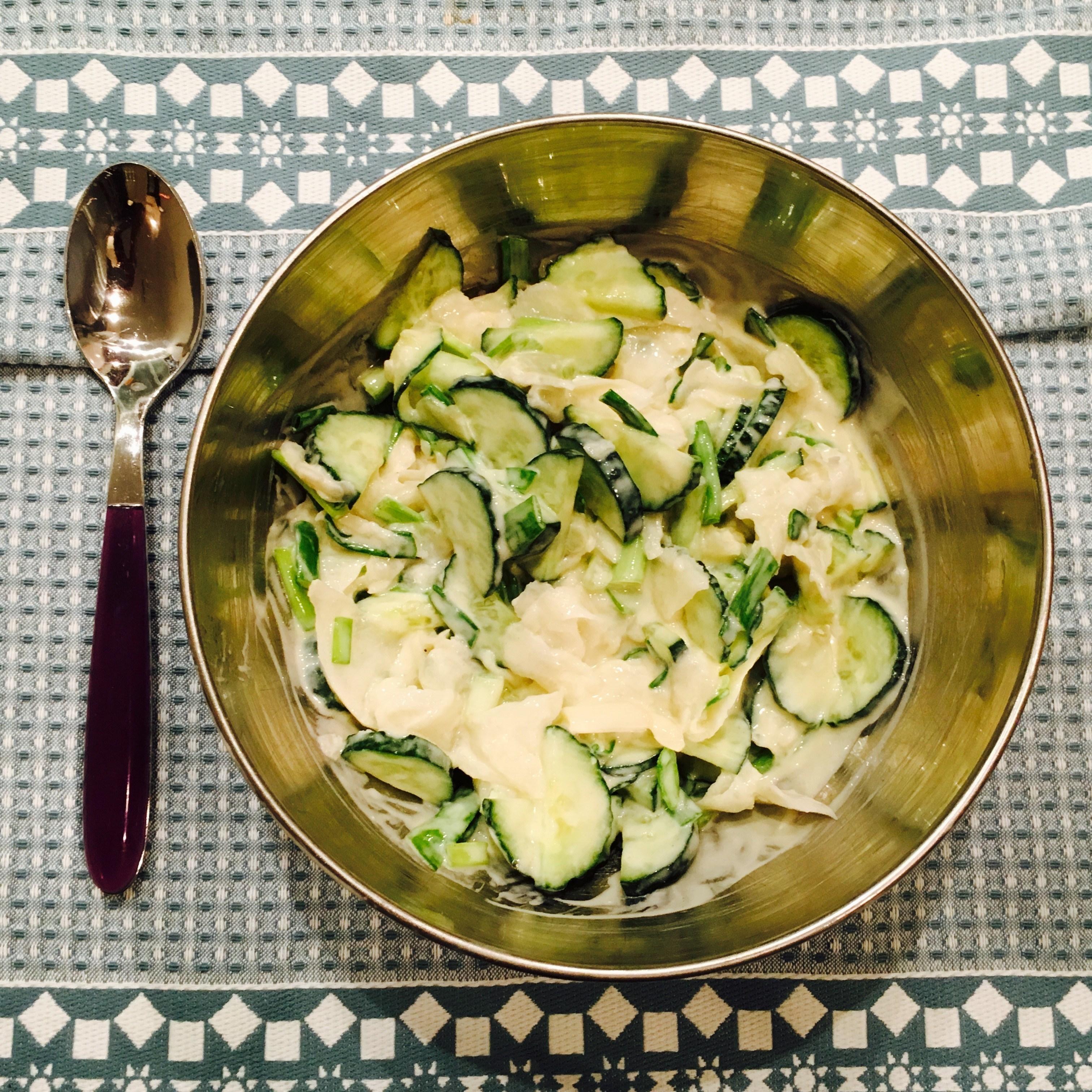 татарский салат рецепт с фото