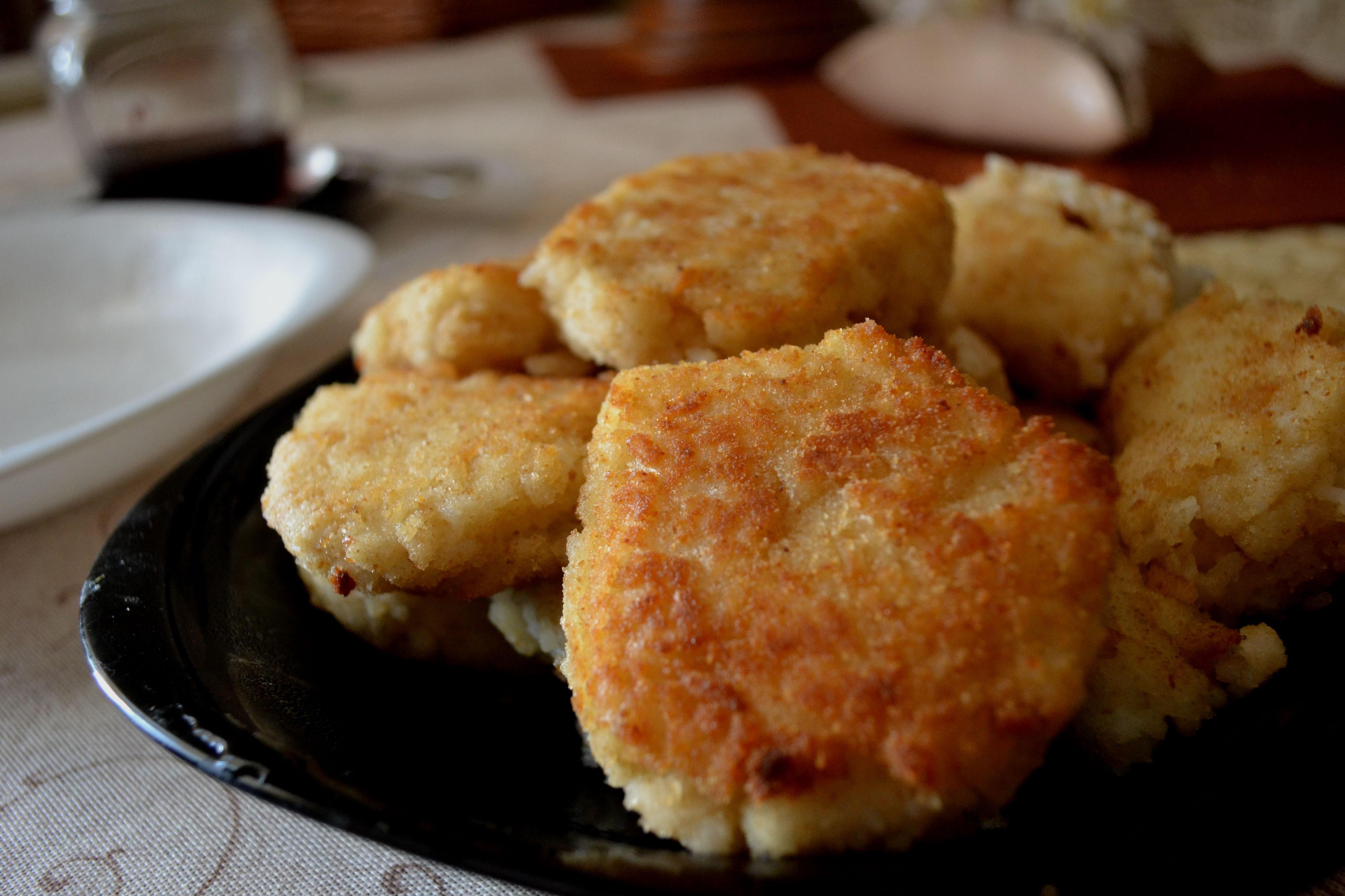 рисовые котлеты пошаговый рецепт с фото