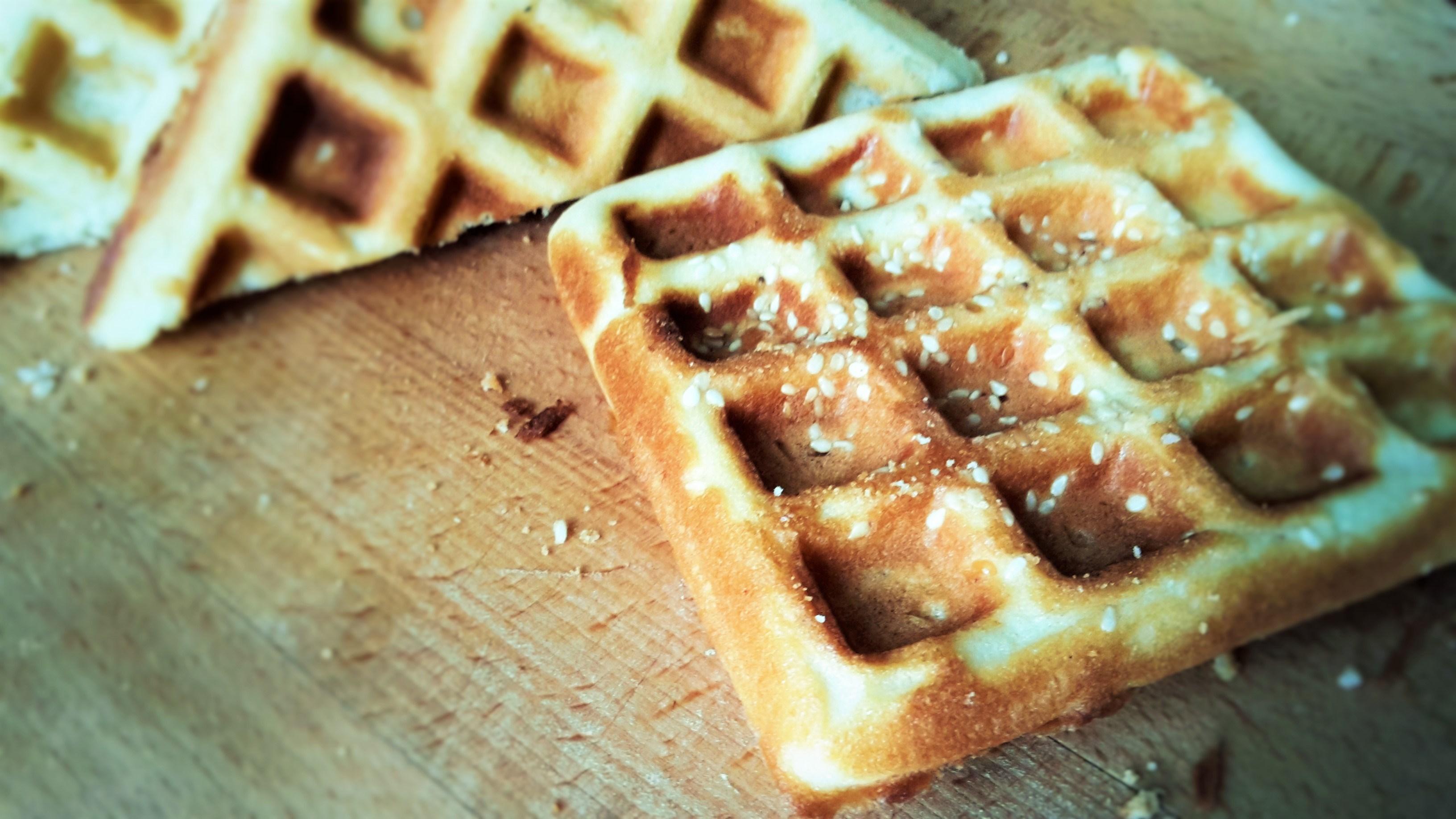 Домашние вафли на сметане: 7 вкусных рецептов картинки