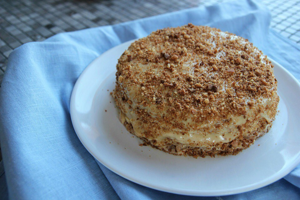 Торт Черепаха / Рецепты с фото