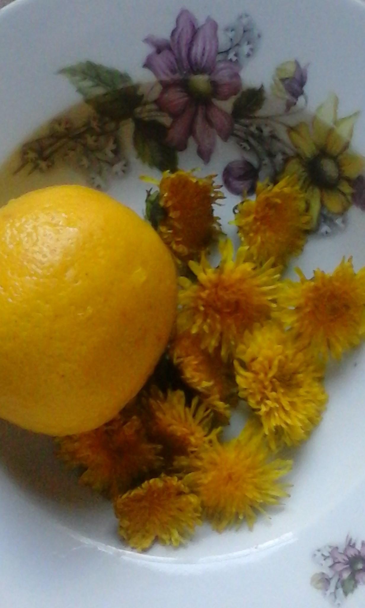 Варенье из одуванчиков без лимона пошаговый рецепт с