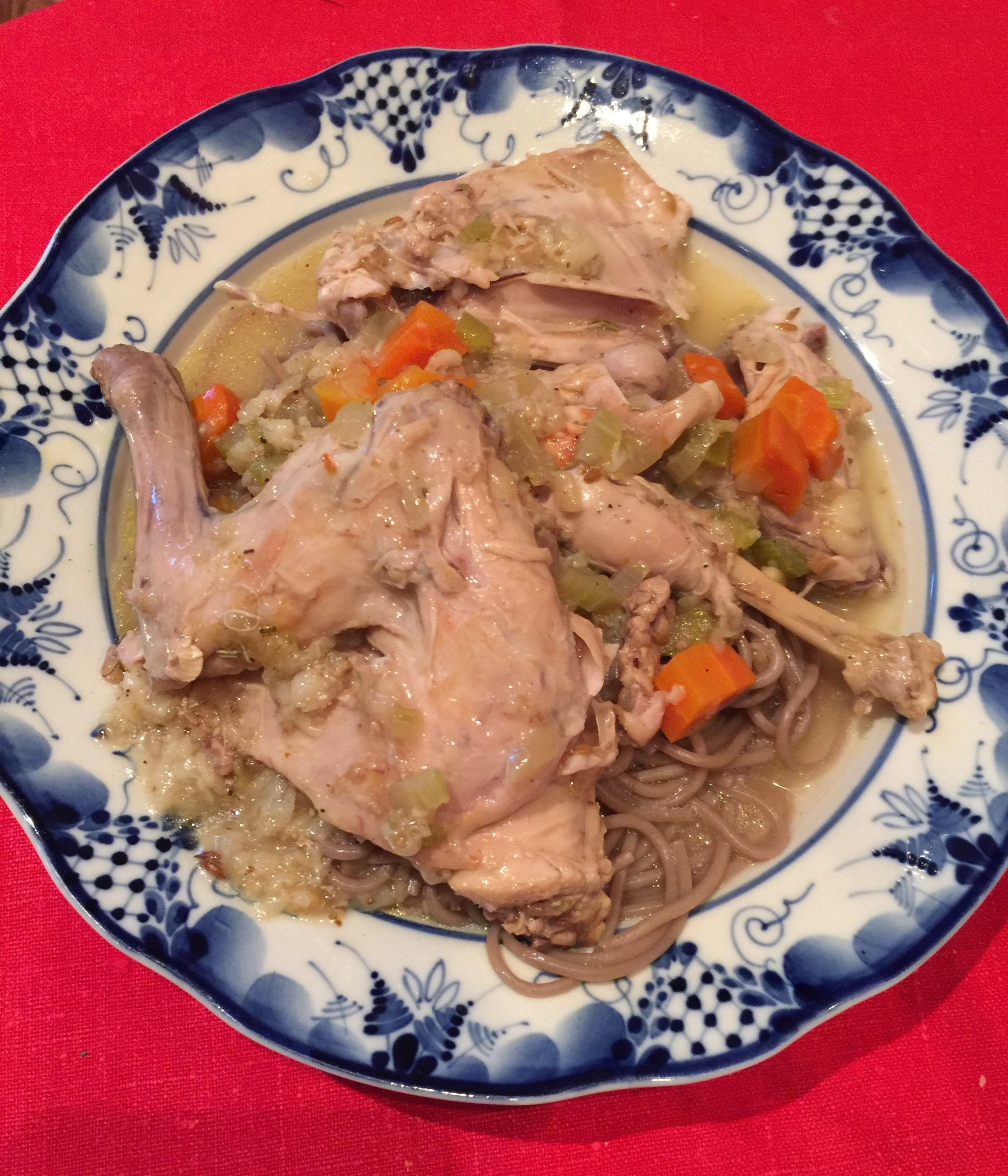 Кролик с овощами рецепты с пошагово