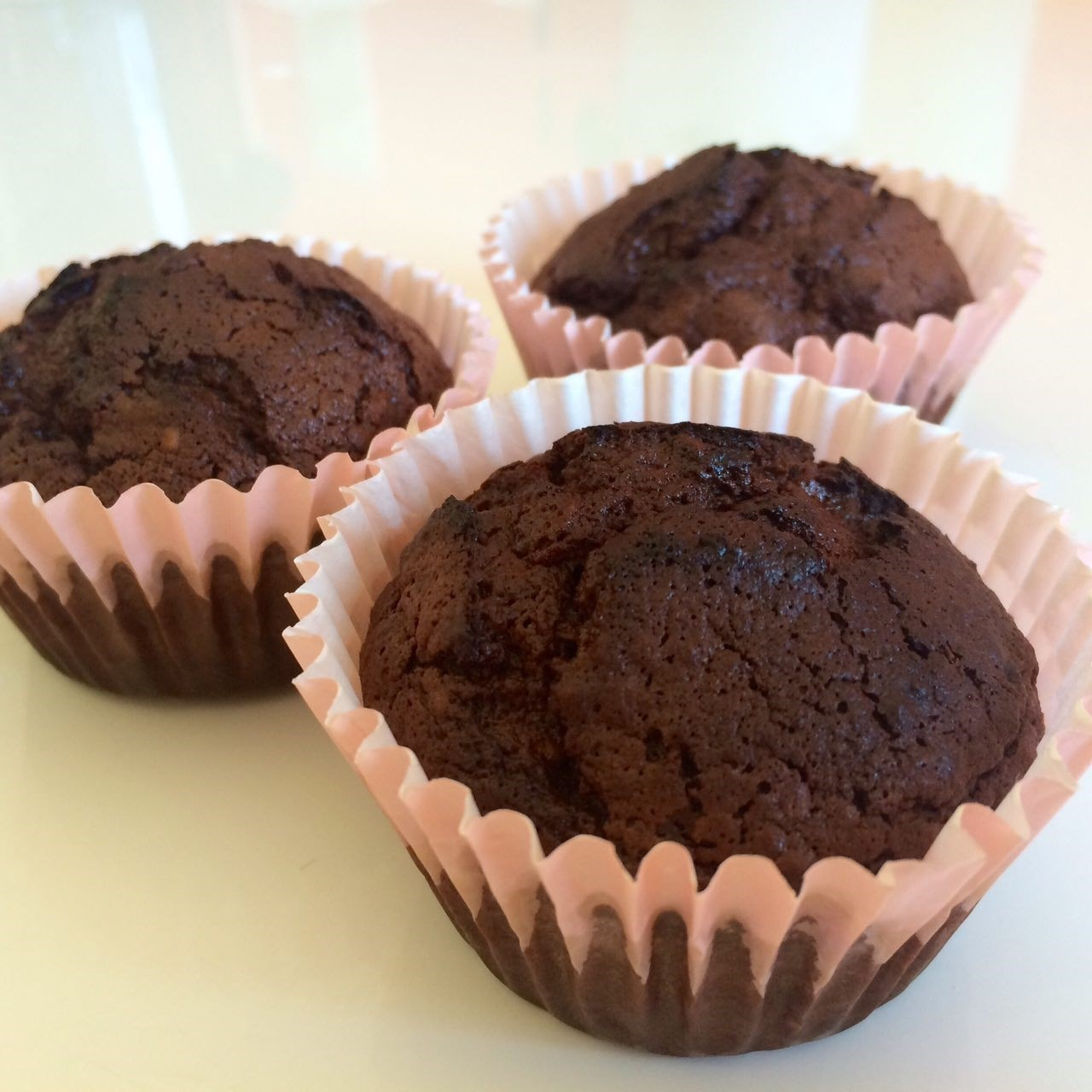 Домашний рецепт шоколадного маффина с пошаговым