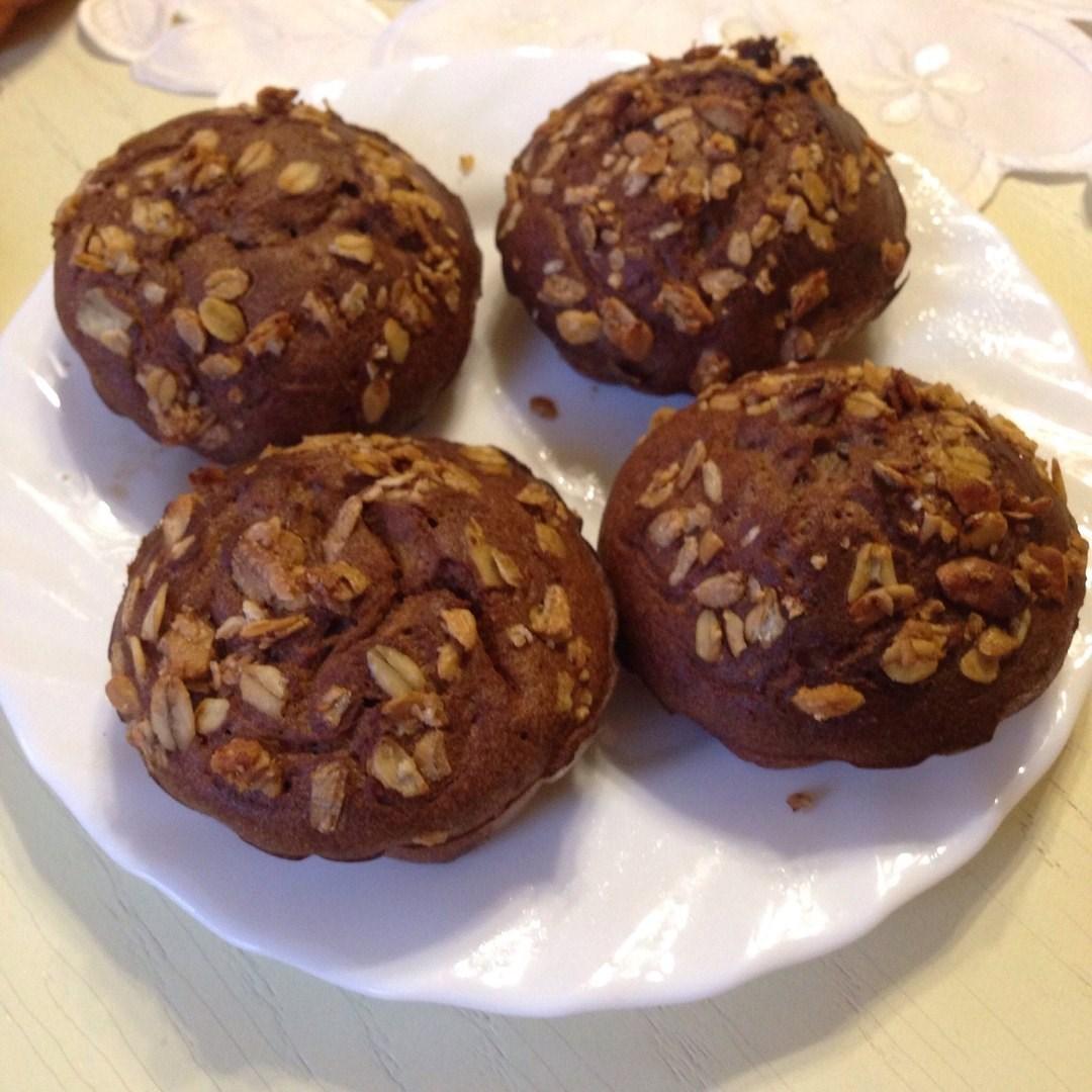 Творожно-шоколадный кекс рецепт пошагово
