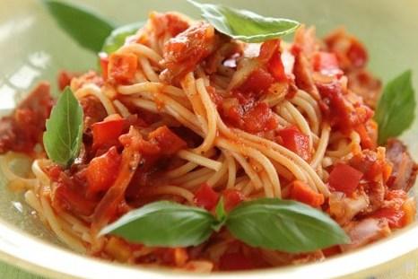 с чем правильно подать пасту рецепты соусов